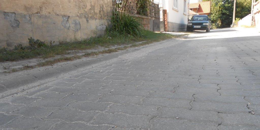 Ajánlatkérés Szent János utca megsüllyedt útburkolat helyreállításra (LEJÁR: 2021.06.02.)